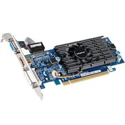 技嘉 GV-N210D3-1GI 590MHz/1200MHz 1024MB/64 bit DDR3 PCI-E