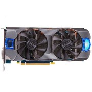 影驰 GTX660黑将 (1006/1072MHz)/6008MHz 2G/192bit DDR5 PCI-E显卡