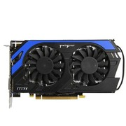 微星 R7850 Hawk 1G/256bit DDR5 PCI-E显卡