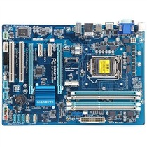 技嘉 GA-H77-DS3H(Intel H77/LGA 1155)主板产品图片主图