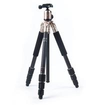 富图宝 C-4C+ +(G) 相机专业三脚架 金色 碳纤维三脚架产品图片主图