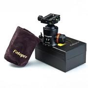 富图宝 FPH-T7 专业脚架球型云台 黑色 专利小蛮腰云台通用云台