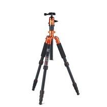 富图宝 X-4i-E Orange 专业三脚架套装 活力橙色 小巧专业便携三脚架产品图片主图