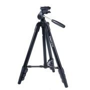 富图宝 Digi-3400 数码相机三脚架 黑色 便携数码脚架