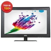 乐华 LED23C310A 23英寸 LED液晶电视 USB+HDMI 液晶显示器(黑色)