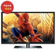 统帅 LE22ZA1 22英寸 LED超薄窄边框 平板电视(黑色)