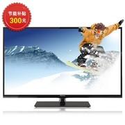 海信 LED40K370X3D 40英寸 智能3D SMART TV 超窄边LED(黑色)