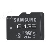三星 TF(MicroSDHC)卡 UHS-1 Class10(64GB)