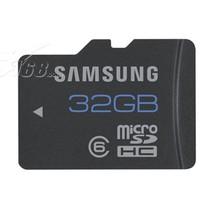 三星 Micro SD卡 Class6(32GB)产品图片主图