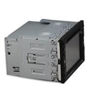 路特仕 8026PST DVD导航一体机 帕萨特B5专用 3D实景地图固定测速提醒6.2英寸高清屏(厂家直发)