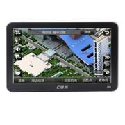 e道航 E750 3D版汽车GPS导航仪 标配+D1一体机