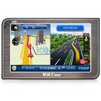 华锋E路航 E-V5标准版 GPS导航仪 内置8G版 五代双核 香槟色产品图片主图