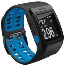 TomTom 耐克NIKE+ SportWatch GPS户外运动腕表 Powered by (黑蓝 不含Apple传感器)产品图片主图