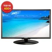 熊猫 LE42K32 42英寸 窄边全高清LED液晶电视(黑色)