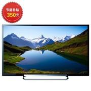索尼 KDL-42R500A 42英寸 全高清3D LED液晶电视(黑色)