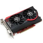 迪兰 HD7850 酷能+ 1G DC (倍酷) 910/4800MHz  1GB/256bit GDDR5  PCI-E 显卡