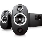 飞利浦 SPA4320 2.1声道 多媒体 音箱 黑色