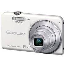 卡西欧 EX-ZS30 数码相机 白色 (2010万像素 2.7英寸液晶屏 6倍光学变焦 26mm广角)产品图片主图