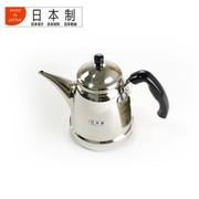 吉川 和技日本原产原装进口18-8不锈钢烧水壶泡茶壶适用煤气炉电磁炉YH7542