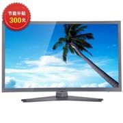熊猫 LE32D33 32英寸 窄边蓝光高清LED液晶电视(银色)