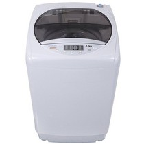 美菱 XQB60-9831G 6公斤全自动波轮洗衣机(灰色)产品图片主图