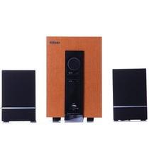 新科 SH-D253 2.1声道多媒体木质组合音响 (木纹色 )产品图片主图