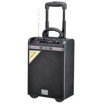 新科 天籁7号 双6.5寸低音 拉杆电瓶音箱产品图片主图