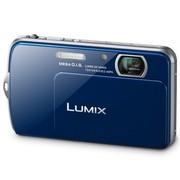 松下 DMC-FP7GK 数码相机 蓝色(1610万像素 3.5英寸液晶屏 4倍光学变焦)