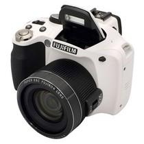 富士 FinePix SL305 数码相机 白色(1400万像素 30倍光变 24mm广角 3.0英寸液晶屏)产品图片主图