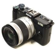 宾得 Q Lens Kit(W02_5-15/F2.8-4.5) 微型单电套机(黑色)