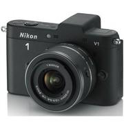 尼康 V1 (VR10-30/3.5-5.6 )可换镜数码套机(黑)