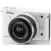 尼康 J1 微单套机 白色(VR 10-30mm f/3.5-5.6 镜头)