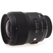 SIGMA 35mm F1.4 DG HSM 定焦镜头 (尼康卡口)