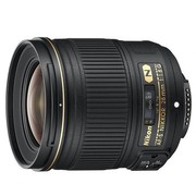 尼康 AF-S 尼克尔 28mm f/1.8G 广角定焦镜头