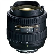 图丽 AT-X 107 DX Fisheye 10-17mm F3.5-4.5(IF) 鱼眼镜头 尼康卡口(黑色)