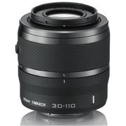 尼康 1 尼克尔 VR 30-110mm f/3.8-5.6G 镜头(黑)