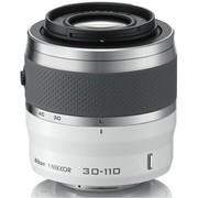 尼康 1 尼克尔 VR 30-110mm f/3.8-5.6G 镜头(白)