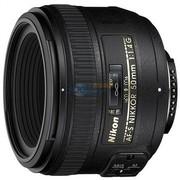 尼康 AF-S 50mm f/1.4G 镜头