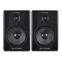 M-AUDIO Studiophile-BX5a Deluxe 5寸有源监听音箱(对装)黑色产品图片主图