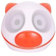 魔杰 Q7 粉红小猪笔记本USB便携小音箱 迷你卡通音响 苹果 手机 平板 音频连接线通用 粉红色