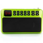 不见不散 LV280数字点唱机 便携移动音箱 苹果绿