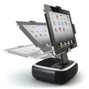魔杰 R70 苹果正版授权支持iPod/iPhone/iPad播放及充电 苹果 手机 平板 通用 2.1音箱 黑色