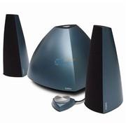 漫步者 E3350 2.1声道 多媒体音箱 蓝色