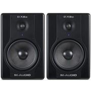 M-AUDIO Studiophile-BX8a Deluxe 8寸有源监听音箱(对装) 黑色