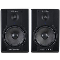 M-AUDIO Studiophile-BX8a Deluxe 8寸有源监听音箱(对装) 黑色产品图片主图