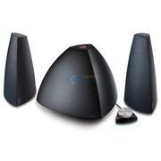 漫步者 E3350 2.1声道 多媒体音箱 黑色
