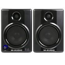 M-AUDIO Studiophile AV 40 4寸专业级监听音箱(对装) 黑色产品图片主图