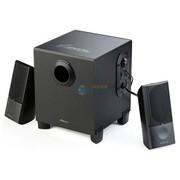 漫步者 X100V 声迈系列 2.1声道 多媒体音箱 黑色