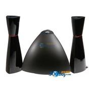 漫步者 E3300 2.1声道 多媒体音箱 黑色