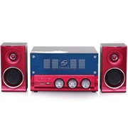 奇声 HF-228 2.1多媒体有源音箱(红色)